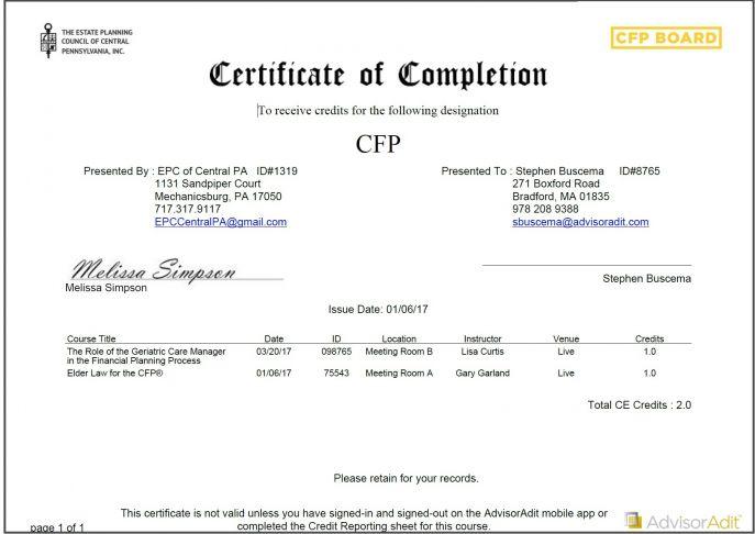 Member Benefits - NAEPC
